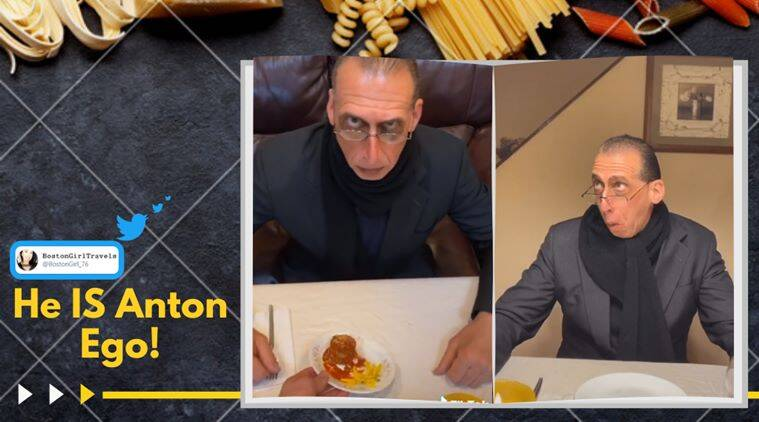 Son transforms dad into food critic from Ratatouille and people can't have  enough of it | Trending News,The Indian Express