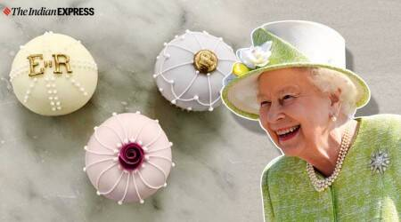 Queen Elizabeth II, Queen Elizabeth II birthday, Queen Elizabeth II 2020, Queen Elizabeth II pics, Queen Elizabeth II birthday special, coronavirus UK, buckingham palace, Queen Elizabeth II news, Queen Elizabeth II cupcakes, chocolate cupcakes recipe, how to make chocolate cupcakes, indianexpress.com, indianexpress, Queen Elizabeth II cupcake recipe, cake sponge method, 94th birthday, lockdown, british royal,
