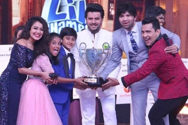 Sa re ga ma pa little champs neha kakkar