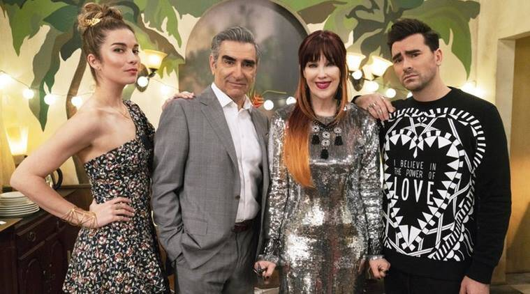 Beloved Schitt's Creek ending at its peak