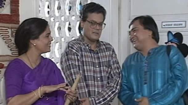 Shriman Shrimati tv show