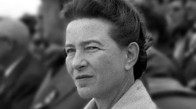Simone de Beauvoir, Simone de Beauvoir book, Simone de Beauvoir new book, Simone de Beauvoir new book, indian express, indian express news