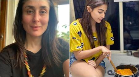Celebrity social media photos: Pooja Hegde, Shruti Haasan, Kareena Kapoor and others