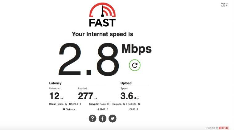 How to check internet, how to check my internet speed, Fast.com, Ookla, SpeedTest, Bandwidth Place, Internet Health Test, Open Speed Test, FAST, Ookla Speedtest