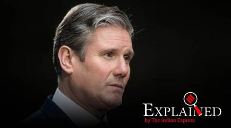 Keir Starmer, Who is Keir starmer, keir starmer labour party leader, express explained, indian express