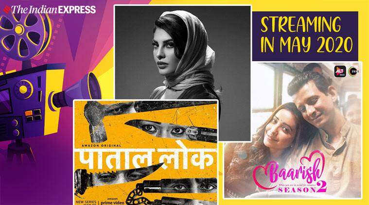 Streaming in May 2020: Mrs Serial Killer, Baarish 2, Paatal Lok and others