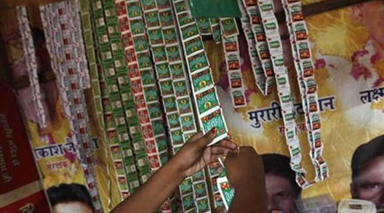 Dont' consume or spit tobacco products: ICMR