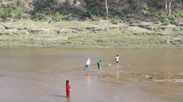 Tripura: Woman stranded in river on India-Bangladesh border for 11 days