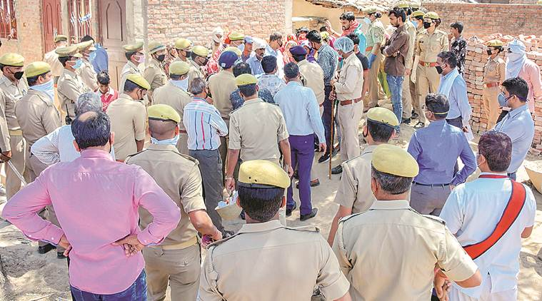 Youth accuses Tabhligi Jaamat of spreading coronavirus, shot dead in Prayagraj