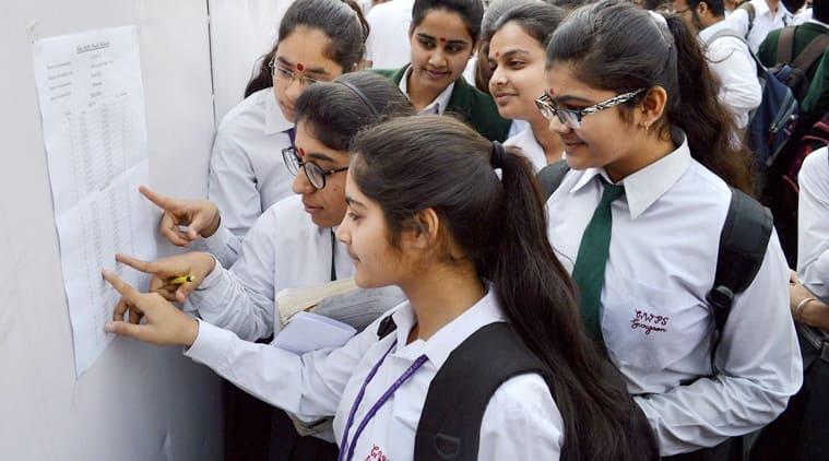 Uttar Prades Board class 10, 12 results after lockdown