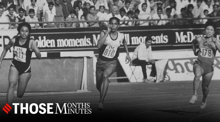 When PT Usha flew: 3 days, 11 races, 5 golds