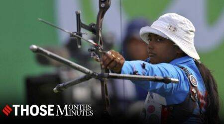 When Deepika Kumari became the face of Indian archery