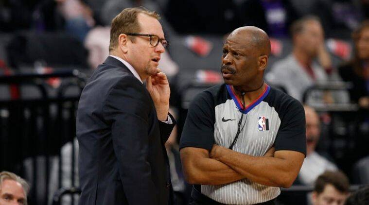 NBA coaches prepare for possible intriguing playoff match-ups