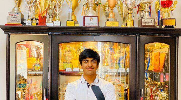 Teen golfer Arjun Bhati sells his trophies, raises Rs 4.30 lakh to fight coronavirus