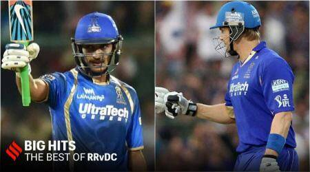 Deepak Hooda, Shane Watson, Rajasthan Royals vs Delhi Daredevils, Rajasthan Royals vs Delhi Capitals, RR vs DC, RR vs DD, IPL