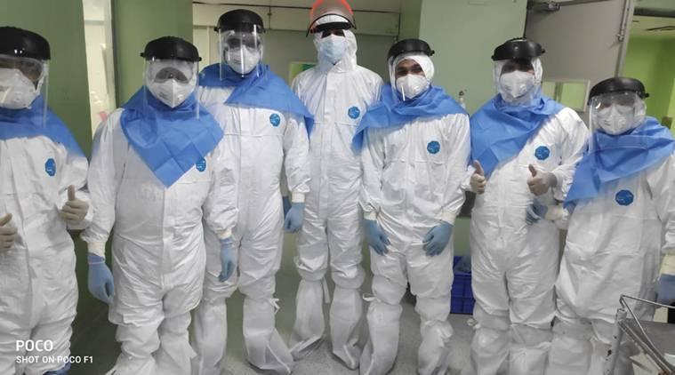 Target To Donate 1 Lakh Face Shield Masks By May Venture Centre