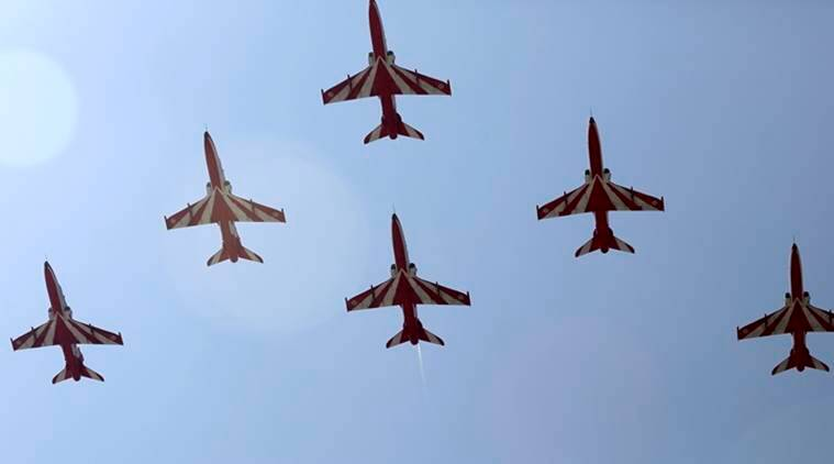 Indian air force, covid 19 outbreak, coronavirus cases, India lockdown, Indian express news