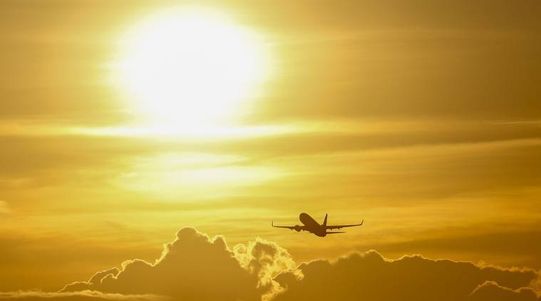 Emptying skies to cut airline emissions by 38% in 2020, says report