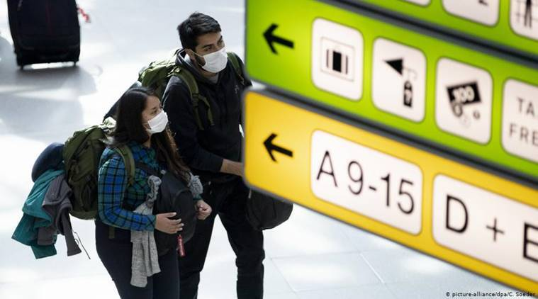 Post-coronavirus travel in the Europe is up in the air