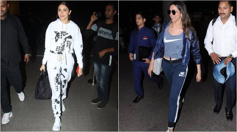 Airport looks: All the times Bollywood wooed athleisure outfits