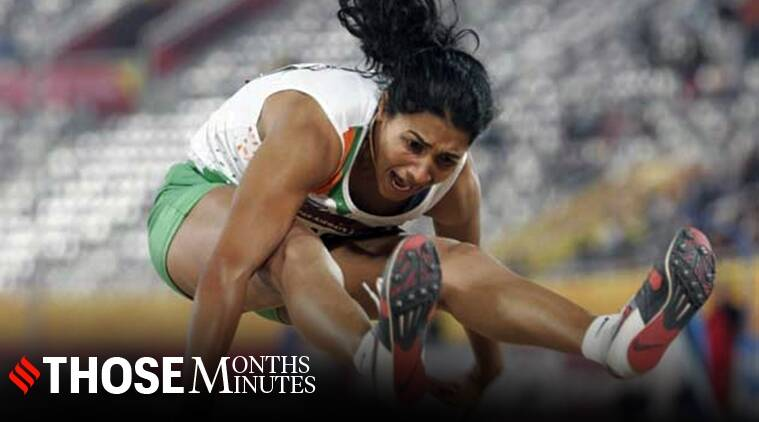 Anju Bobby George's tale of jumping from the brink to the podium