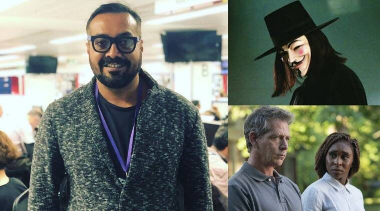 Amid lockdown, Anurag Kashyap recommends shows and movies
