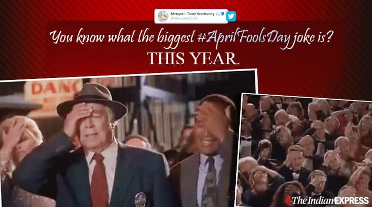 april fools day, april fools day 2020, coronavirus april fools day cancelled, 2020 april fools day joke, indian express,