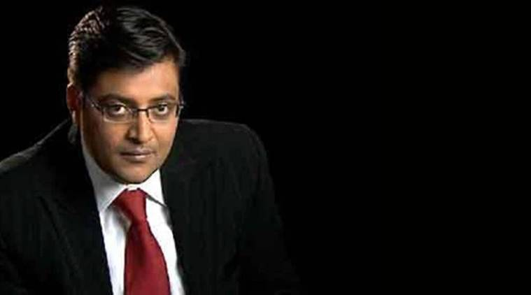arnab goswami, arnab goswami fir, arnab goswami palghar lynching remarks, Bandra migrant gathering reporting, arnab on Bandra migrant gathering, palghar lynching, arnab goswami remarks on sonia gandhi, indian express news