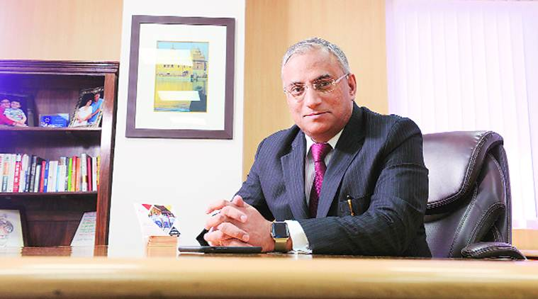 Arvind Mediratta: 'Expect shortage of some essentials; seeing decline in footfalls of kirana customers'
