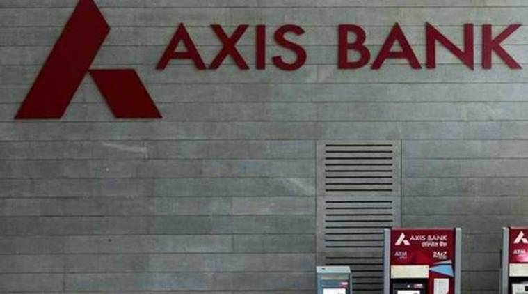 axis bank, axis bank share, axis bank news, axis bank s&p rating cut, axis bank stock price, business news, banking sector news, market news, indian express business
