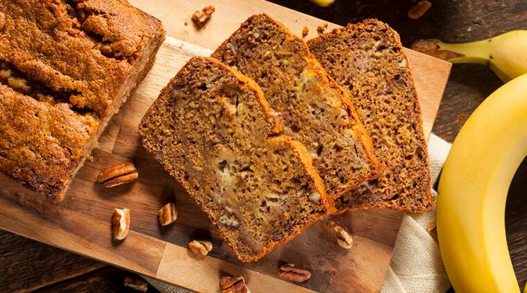 Make this banana bread in your pressure cooker; check out the recipe