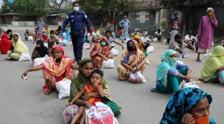 COVID-19: People flock to markets in Dhaka as government eases lockdown