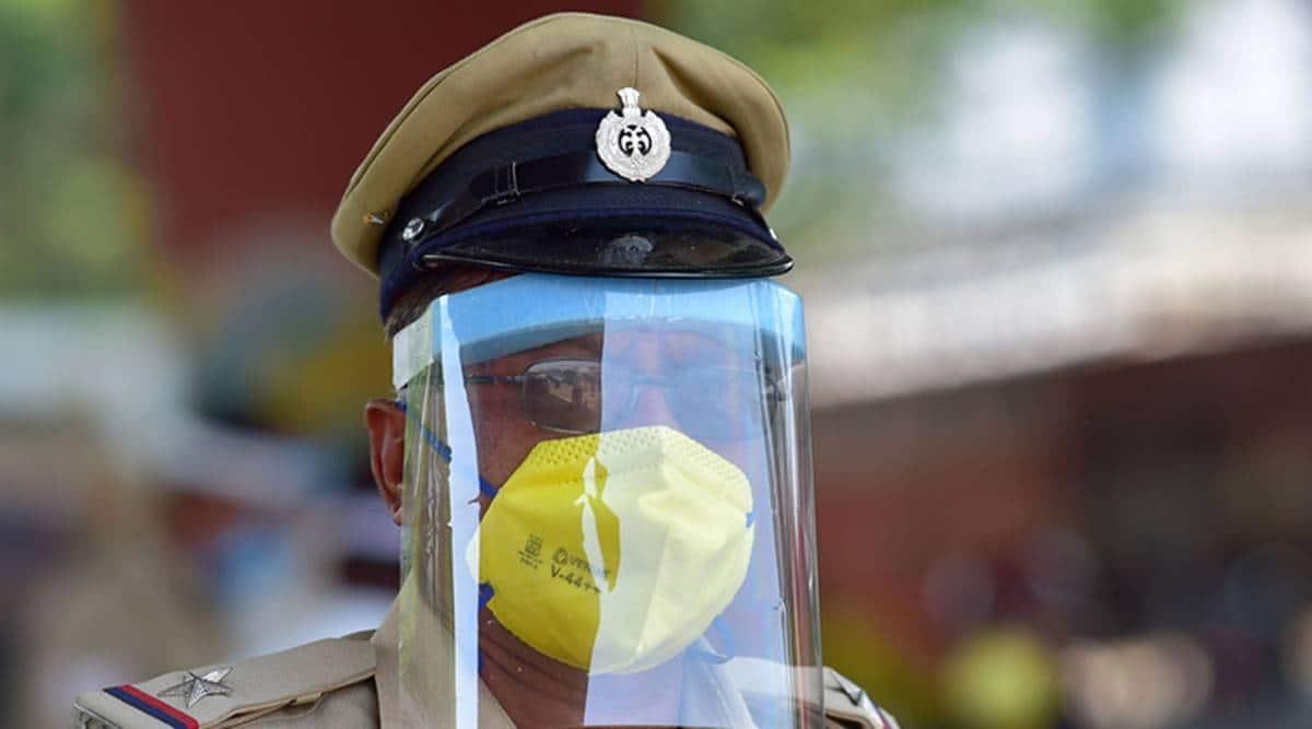 Punjab Police, Covid death, Coronavirus cases, Cops death, Chandigarh news, Indian express news