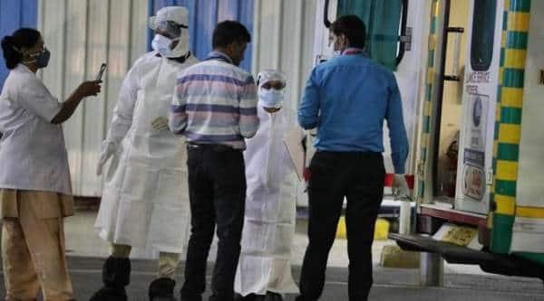 Karnataka man suicide, Covid-19 patient suicide india, india karnataka coronavirus suicide, indian express news