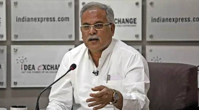 chhattisgarh, chhattisgarh govt scheme, chhattisgarh scheme for livestock owners, money for cow dung chhattisgarh, Bhupesh Baghel, indian express