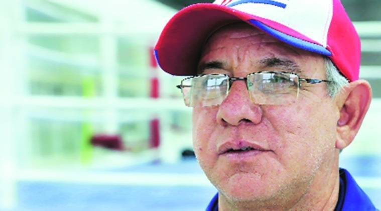Worried about family in Texas… but want to resume coaching at PIS, says Cuban coach Fernandez