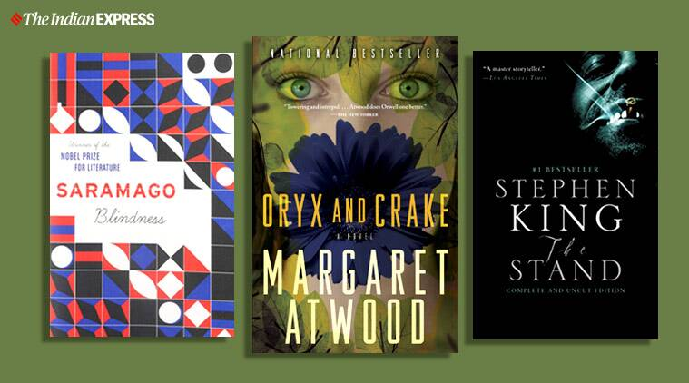 pandemic novels, novels on pandemic, saramago blindness, plague, pandemic novels, indian express, indian express news