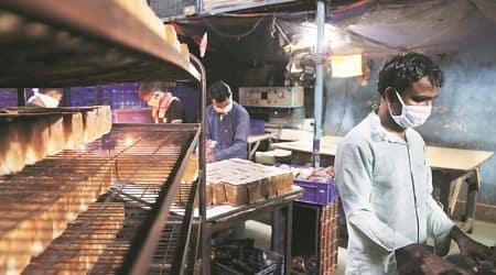 Coronavirus outbreak, india lockdown, bread units shut down, kolkata news, indian express news