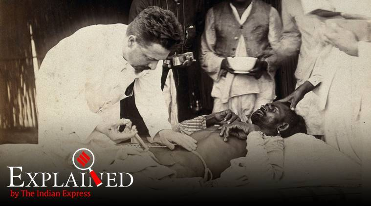 Explained: 123 years ago, when bubonic plague led to country's Epidemic Diseases Act