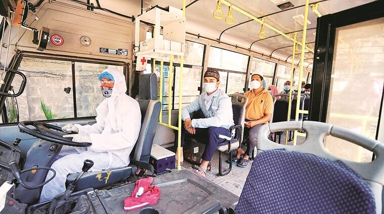 coronavirus, coronavirus in gujarat, coronavirus recovered patients in gujarat, coronavirus cases in gujarat, coronavirus testing in gujarat, indian express news