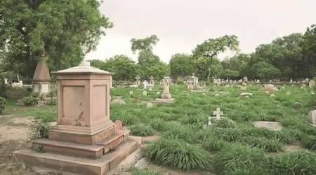Waqf Board allots space for corona graveyard