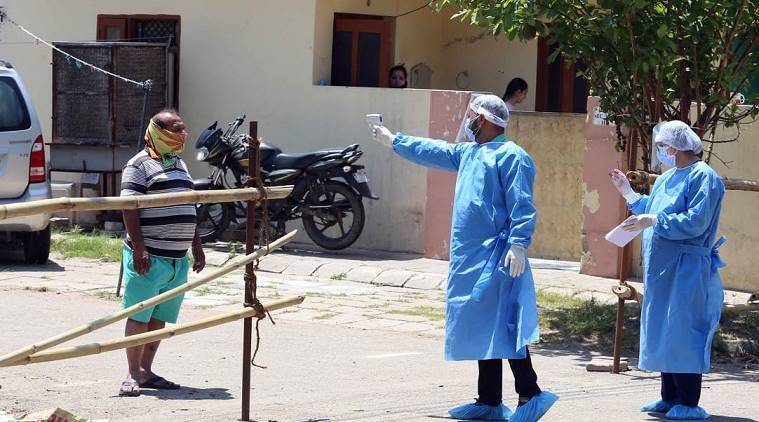 Covid-19 cases hit 200-mark in Chandigarh