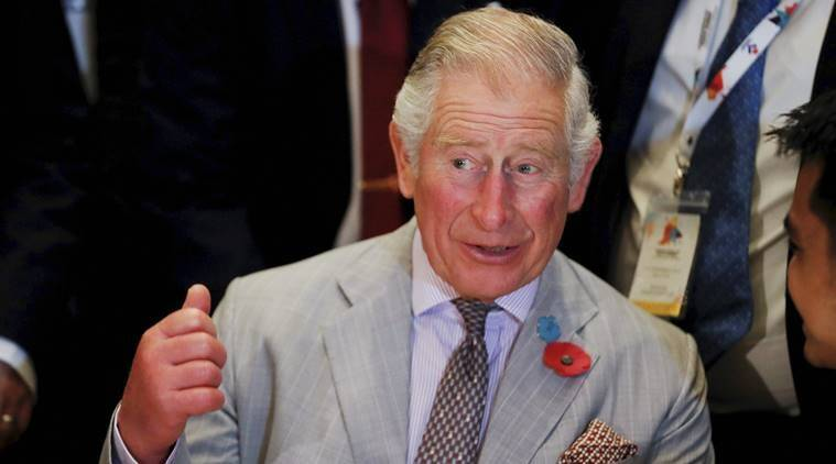 UK's Prince Charles, recovered from virus, says it is distressing time for nation