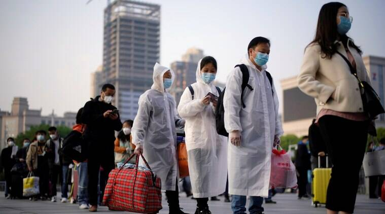 coronavirus, coronavirus update, china lockdown, wuhan lockdown, china coronavirus, china news, coronavirus latest update, coronavirus global update, world news, indian express