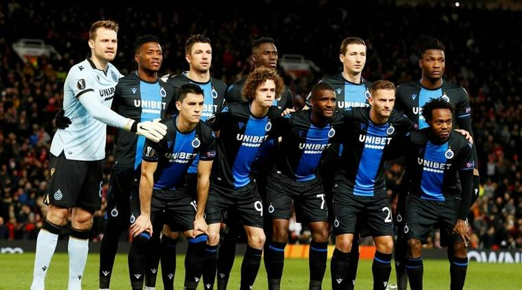 Club Brugge declared Belgian Pro League champions after season cancelled