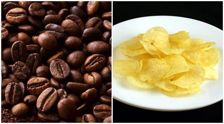 Delhi coronavirus, covid-19 delhi lockdown, delhi coronavirus chips coffee supply, cofee supply delhi, delhi chips supply, indian express news