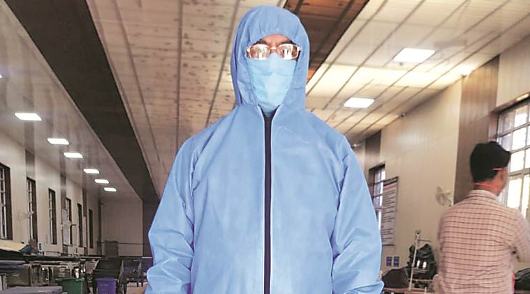 Coronavirus: DRDO nod to coverall suits made by Railway workshop