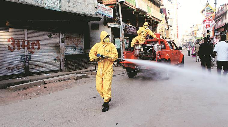 Coronavirus cases, Covid 19 deaths, UP deaths, Lucknow news, Indian express news
