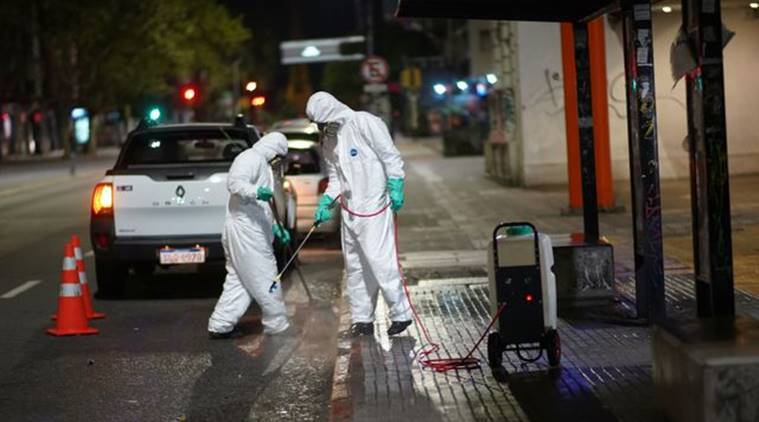 Coronavirus global update, April 20: US death toll crosses 40,000 mark, New Zealand to ease lockdown measures next week