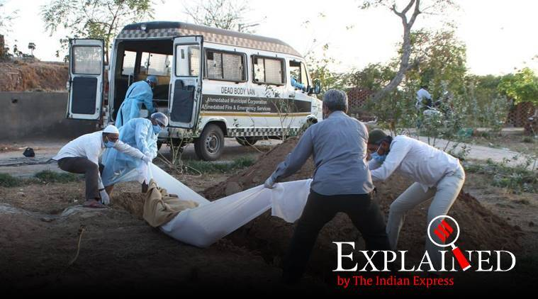 Explained: Is burial or cremation safe? How to handle bodies of COVID-19 patients